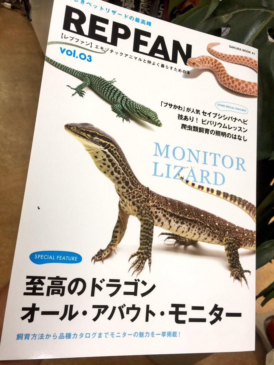 レプファン最新号Vol.03着弾♪