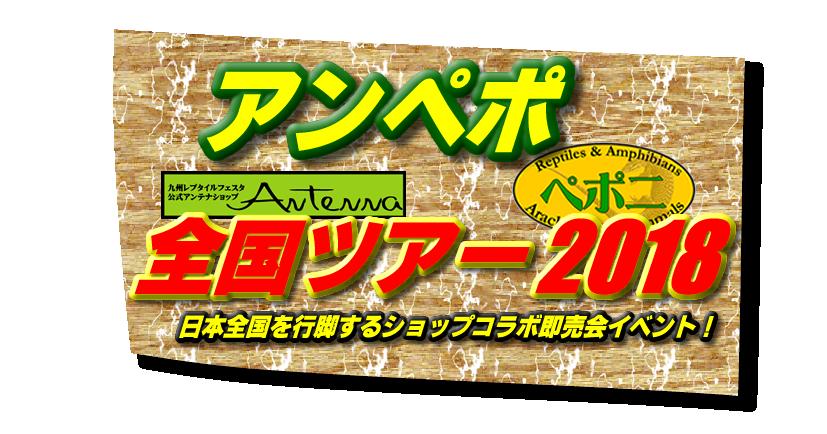 来週末は、アンペポ全国ツアー2018第2弾!アンペポin高松!!