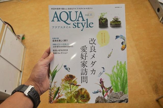 Aqua Style vol.11(アクアスタイル)