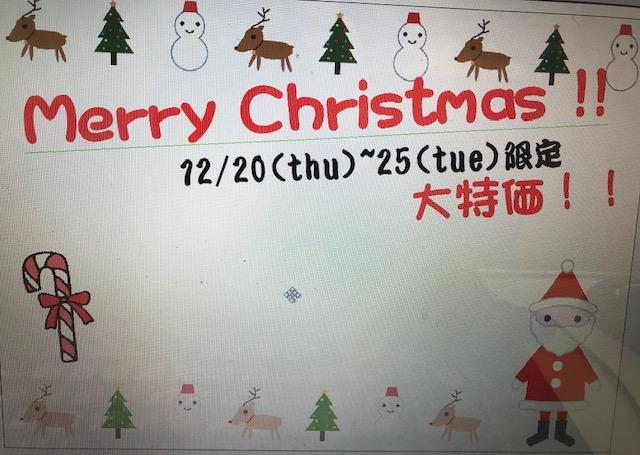 平成最後のクリスマスセール!@インター爬虫類