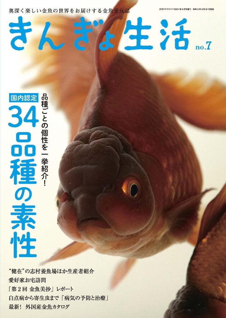 金魚と歩む新生活♪